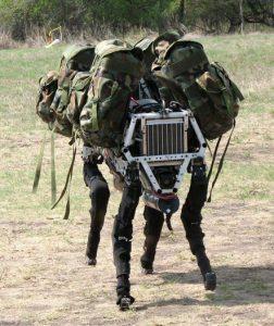 ربات سگ بزرگ(BIGDOG)